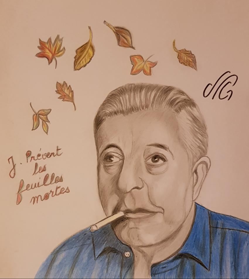 Jacques Prévert by Nicky08